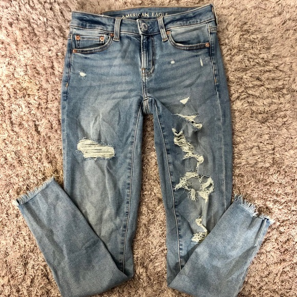 4a0ddf673b2 American Eagle Outfitters Jeans | Ae Jeggings | Poshmark